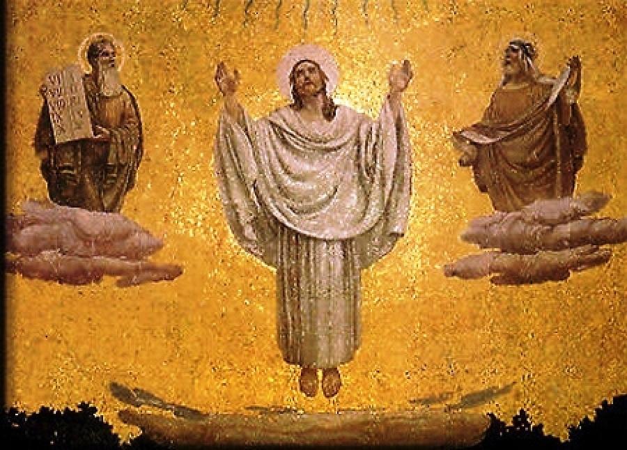 XVIII Domingo del TO: Transfiguración y destino del hombre.